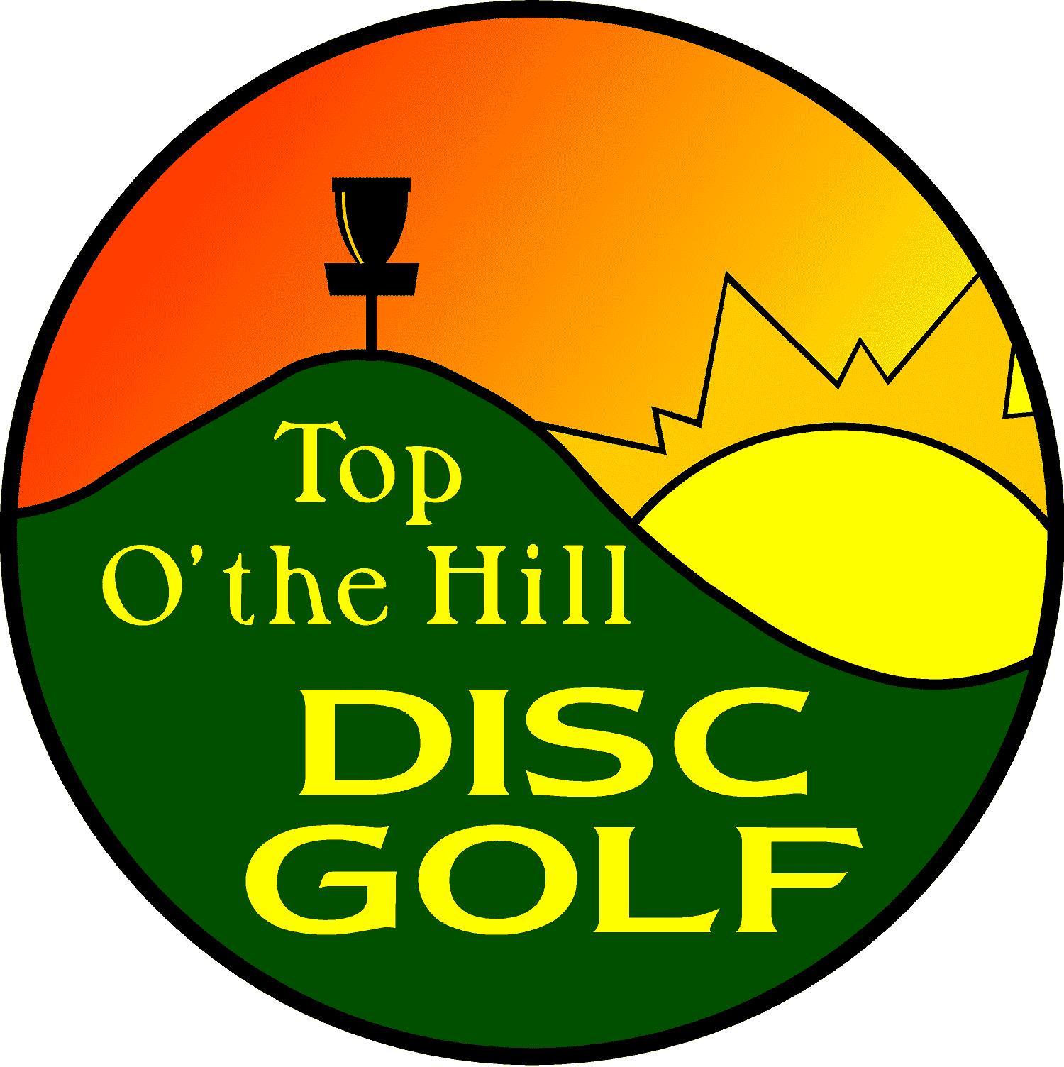Top o the hill Disc golf course